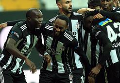 Son dakika - Ne yaptın Aboubakar Hem maça hem Süper Lige damga vurdu