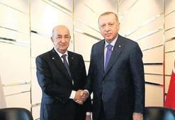 Erdoğan, Tebbun ile telefonla görüştü