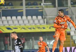 O golü olay oldu 'Ronaldo Hava Yolları'