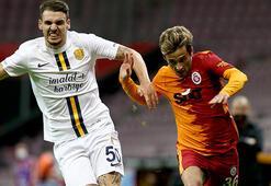 Son dakika - Galatasarayda Fatih Terim'den flaş Saracchi kararı
