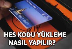 İstanbulkart Hes Kodu yükleme işlemi nasıl yapılır İstanbulkart (Akbil)e hes kodu yükleme ekranı