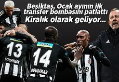 Son Dakika: Beşiktaş transfer bombasını patlattı Aboubakar ve Larinin ardından yeni forvet...
