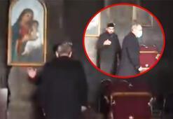 Son Dakika: Elini sıkmadı, kapıyı işaret etti Görüntüler canlı olarak yayınladı
