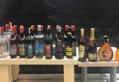 Muğlada sahte içki ve kaçakçılık operasyonu: 23 gözaltı