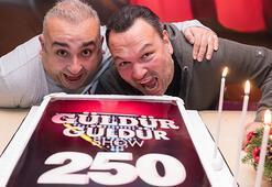 Güldür Güldür Show'dan 250. bölüm kutlaması