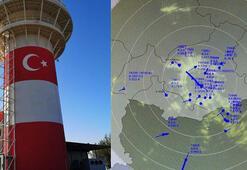 Son dakika... Bakanlık duyurdu Milli Gözetim Radarında flaş gelişme