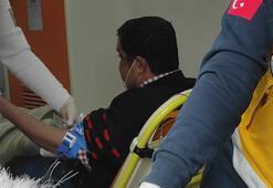 Sahte içki faciası Fenalaşınca hastaneye kaldırıldı