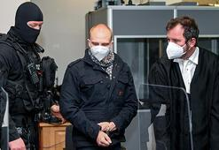 Almanyada Neo-Nazi saldırgana ömür boyu hapis