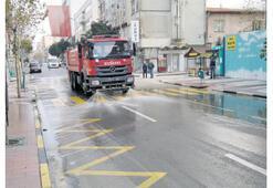Sokağa çıkma yasağı ekiplere engel değil