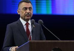Son dakika Cumhurbaşkanı Yardımcısı Oktaydan flaş açıklama
