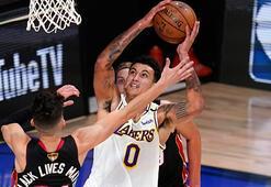 Los Angeles Lakerstan Kyle Kuzmaya 3 yıllık yeni kontrat