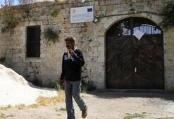 Yahudi yerleşimciler Filistindeki Osmanlı yapıtı Laben Hana saldırdı