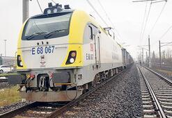 Çin'e yeni ihracat treni hızlı ilerledi