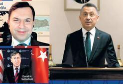 Türkiye-ABD ilişkilerini güçlendiren şirketlere ödül