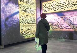 Kazasker Mustafa İzzet Efendi'nin hatları