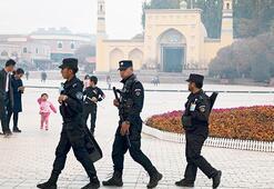 Uygur bölgesinde doğal gaz rezervi