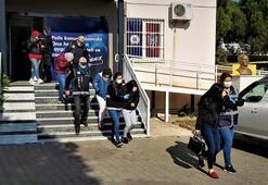 Denizlide fuhuş olayına karışan 4 kişiye ceza kesildi