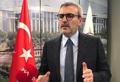 AK Partili Ünaldan çıplak arama açıklaması: FETÖcülerle toplantının etkisi var mıdır