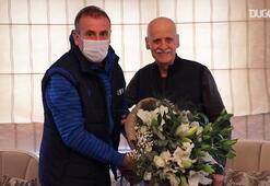 Abdullah Avcıdan Trabzonspor emekçilerine saygı