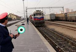 Çine giden ikinci ihracat treni Kayseriye ulaştı