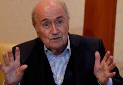 Eski FIFA Başkanı Blatter hakkında suç duyurusu