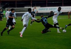 Hatayspor-Trabzonspor: 0-1