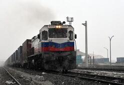 Çine giden ikinci ihracat treni, Sivasa ulaştı