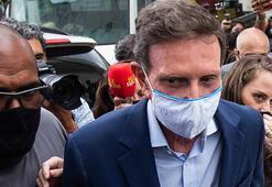Brezilyada Rio de Janeiro Belediye Başkanı Crivella tutuklandı