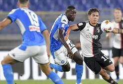 Serie Ada Juventus-Napoli maçı yeniden oynanacak