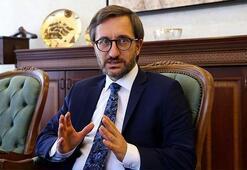 Fahrettin Altun: CHPnin önerisini kabul etmiyoruz