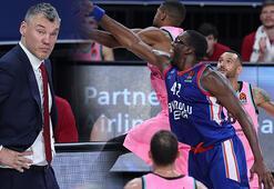 Son dakika Haberleri | Katalan ekibinden skandal hareket Basketbolcuyu İstanbulda bıraktılar