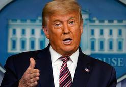 Trump, 900 milyar dolarlık koronavirüs yardım paketini israf diyerek imzalamadı