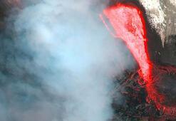 Kilauea Yanardağında patlamalar