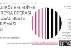 Kadıköy Belediyesi Süreyya Operası Ulusal Beste Yarışması detayları açıklandı