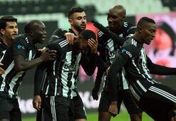 Son dakika | Beşiktaşta Ankaragücü maçının kamp kadrosu belli oldu