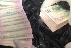 Son dakika Antalyada jandarmadan sahte dolar baskını
