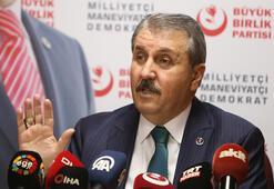 BBP Genel Başkanı Destici: Avrupa, Türkiye'ye yönelik hiçbir kararında adil olmadı