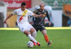 Alanyaspor - Yeni Malatyaspor: 1-1