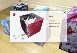 Ebru Uygunun dijital sergisi yayında