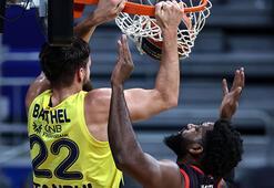 Fenerbahçe Beko, Olympiakosu 84-77 mağlup etti
