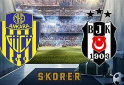 Ankaragücü Beşiktaş maçı ne zaman, hangi kanalda Ankaragücü - Beşiktaş maçı hakemi, muhtemel 11i