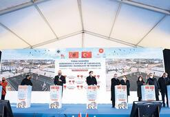 TOKİ'den Arnavutluk'a 522 konut