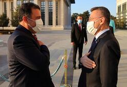 KKTC Başbakanı Sanerden Türkiye ziyareti sonrası önemli açıklamalar