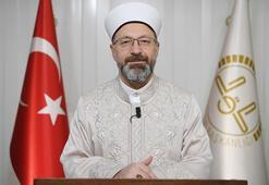 Diyanet İşleri Başkanı Erbaş'tan video mesajla, online Kuran-ı Kerim eğitimi daveti