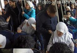Son dakika Halk otobüsünde iğrenç olay Cinsel organını gösterdi