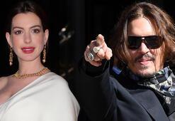 Anne Hathaway: Johnny Depp hayranıyım