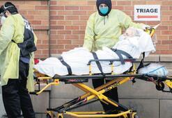 ABDde çok ağır bilanço Ölümler hızla artıyor