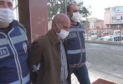Kahramanmaraşta kuyumculardan altın çalan kişi tutuklandı