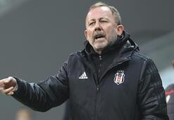 Ankaragücü - Beşiktaş maçında Sergen Yalçın çılgına döndü Kulüpten paylaşım...