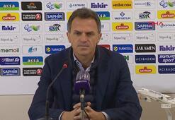 """Stjepan Tomas: """"90 dakika çok iyi mücadele ettik"""""""